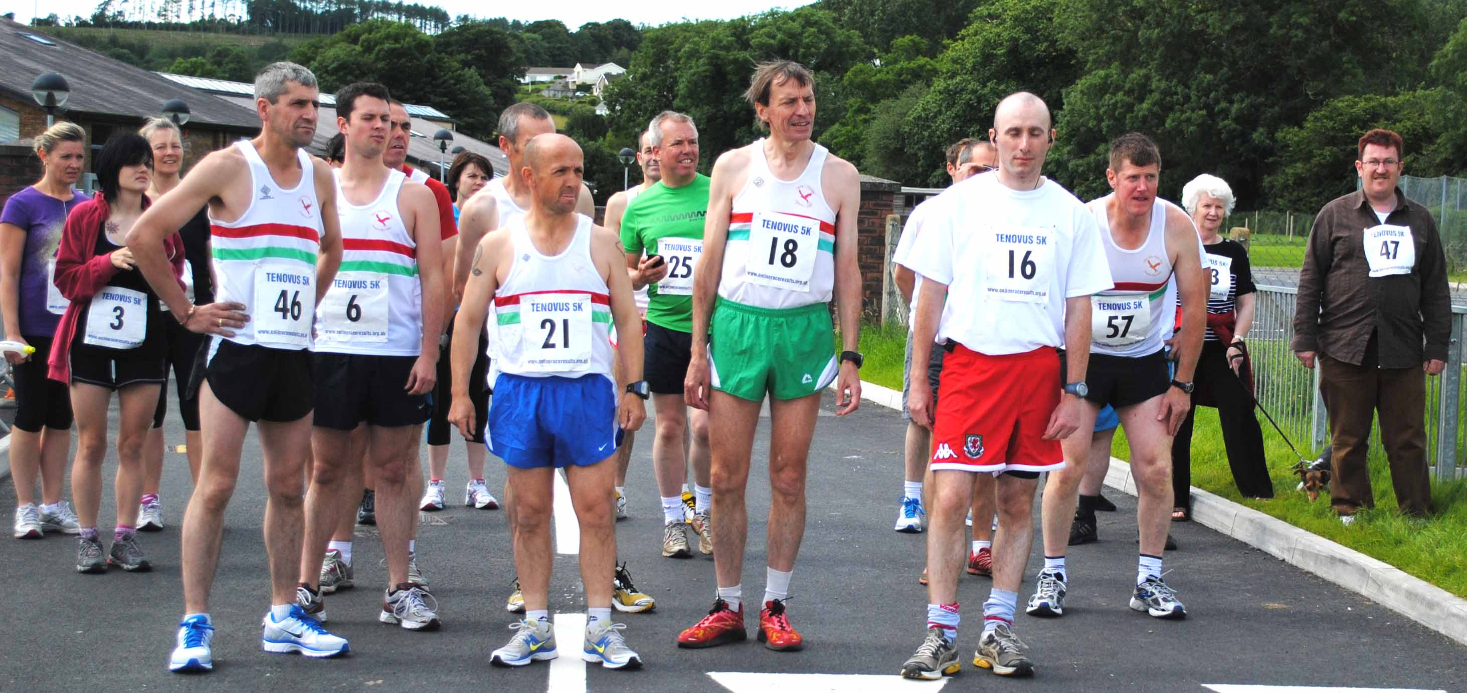 Lampeter Tenovus Run For The Bus 5k 2012
